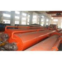 China Deep Hole Radial Gate Double Acting Hydraulic Cylinder for Industrial Mechanical on sale