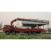 Buy cheap Knuckle-Boom Hydraulic Truck Crane (SQ16ZB4Q) from wholesalers