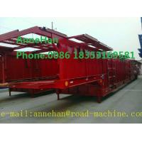 Wholesale SHMC 15m Vehicle Transport Semi Trailer Trucks  Car Carrier Truck Trailer With FUWA Axles from china suppliers