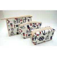 Wholesale Canvas cosmetic pouch from china suppliers
