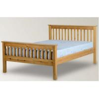 Wholesale Beautiful Pine Wood Frame Bed / Timber Frame Bed For Kids Standard Room from china suppliers