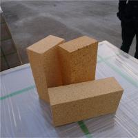 Wholesale High Mechanical Strength Insulating Fire Brick , Refractory Clay Fire Bricks For Bolier from china suppliers