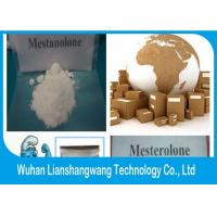 Wholesale CAS 1424-00-6 Oral Anabolic steroid Mesterolone Proviron For Male Enhancement from china suppliers