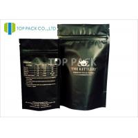 Wholesale Oem Food Grade custom printed coffee bean packaging bags With Tear Notch from china suppliers