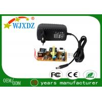 Wholesale Light Weight Efficient AC To DC Adapter 24W 2A , AC DC Adapter Power Supply from china suppliers
