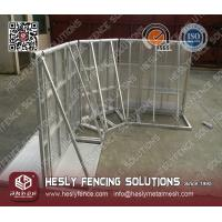 Wholesale 45 degree Crowd Control Barriers from china suppliers