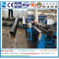 Wholesale MCLW11NC-20*2300 hydraulic symmetric three roller plate rolling machine,bending mchine from china suppliers