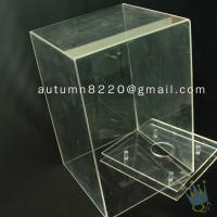 Wholesale BO (69) acrylic cosmetic organizer case from china suppliers
