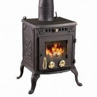 Wholesale Cast Iron Stove with 15cm Flue, Measures 47.5 x 51 x 70cm from china suppliers