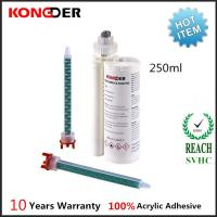 Buy cheap 50ml 250ml High Strength Quartz Stone Adhesive For Kitchen Cabinets Design from wholesalers