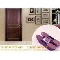 Quality Interior Door 3way adjustable Invisible Door Secret Door Hinges Open 180 Degree Hidden Hinge for sale