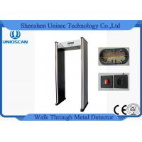 Wholesale 12/18 Zone Lightweight Economic Full Body Metal Detector Door Frame 255 Sensitivity from china suppliers