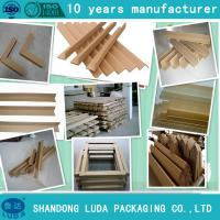 Wholesale Flexible kraft paper pallet corner board from china suppliers