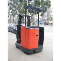 Wholesale Narrow aisle electric forklift reach trucks with lower noise from china suppliers