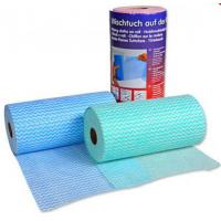 Wholesale High Strength Reusable Spunlace Non Woven Cleaning Clohts Roll for Hotel from china suppliers