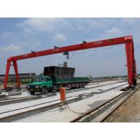 Wholesale OEM Single Girder Launching Girder Bridge For Railway Yard / Shipbuilding from china suppliers