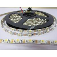 Buy cheap DC5V 60LED FULL COLOR RGBW 5MM LED STRIP from wholesalers