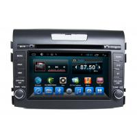 Wholesale Auto DVD GPS Multimedia Car Tv Dvd Player CRV 2012 Android Quad Core RDS Radio Player from china suppliers