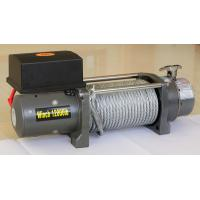 Wholesale 12000 lbs Heavy Duty Electric Winch from china suppliers
