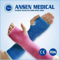 Buy cheap CE FDA approved factory price orthopedic fiberglass casting tape from wholesalers