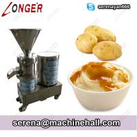Wholesale Mashed Potato Maker Machine|Moshed Potato Processing Machine|Potato Paste Making Machine from china suppliers
