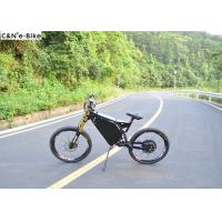 Wholesale adult 26 inch 48v 1500w stealth bomber off road ebike electric motor bike for sportsman from china suppliers