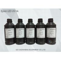 Wholesale Original Flexible Soft LED UV Ink Vibrant With Epson DX4 DX5 DX7 Printhead from china suppliers