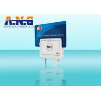 Wholesale Android, Iphone Device Rfid Long Range Reader 10mA Supply Current Rfid Reader from china suppliers