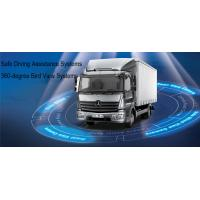 Wholesale All around view Lorry Cameras parking system For Benz Atego With 4 Wide Angle Cameras, Universal model from china suppliers