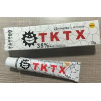 Wholesale Manufacturer wholesale TKTX 35%  for tattoo use from china suppliers