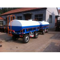 Buy cheap water reservoir trailer from wholesalers