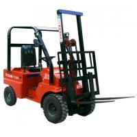 Wholesale Economic Electric Stacker with Adjustable Wide with Leg Battery Powered Forklift from china suppliers