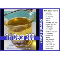 Buy cheap Muti Blend Steroid Oil Tri Deca 300 (NPP + Nandrolone Undecanoate) Hormone Liquid For Bodybuilding from wholesalers