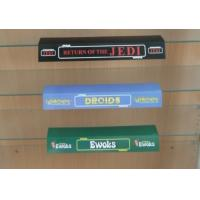 Wholesale Special Acrylic Shelf Talkers , Perspex Supermarket Display Shelf talker from china suppliers