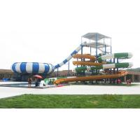 Wholesale Waterpark Project Builder / Aqua Entertainment Park Equipments Combination from china suppliers