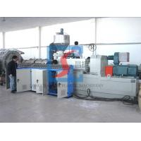 Wholesale Plate Sheet Conical Twin Screw Compounding Extruder With CE / ISO / BV from china suppliers