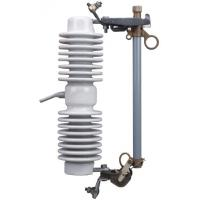 Wholesale 30 - 33kV Dropout Fuse Cutout Outdoor Cut Out Fuse Grey Porcelain from china suppliers