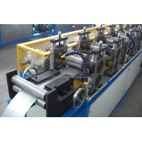 Wholesale 15KW Punching Rack Rolling Machine With Levelling Machine AND Hydraulic Cutting from china suppliers