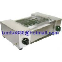 Wholesale Smaller Manual Ray Smokeless Barbecue Machine from china suppliers