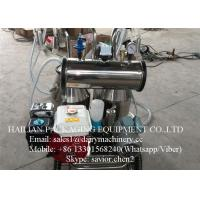 Wholesale Electric and Petrol Milking Machine , Gasoline Milker Machine from china suppliers