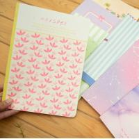 Wholesale High quality paper student's stitching CMYK full colorful cover with lamination exercise from china suppliers