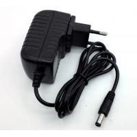 Wholesale 12V 2.5A  EU plug Wall amount power adapter 30W adaptpor dc cable 2m from china suppliers