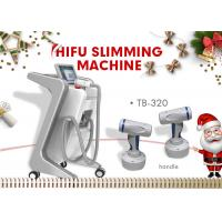 Wholesale 250KHZ HIFU Slimming Machine For Cellulite Reduction / Fat Removal from china suppliers
