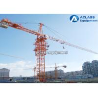 Wholesale Larger Capacity 5 Tons Cat Head Tower Crane For Civil Construction Projects from china suppliers
