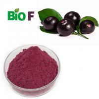 Wholesale Concentrate Fruit Extract Powder ,  Organic Acai Powder Powerful Antioxidant from china suppliers