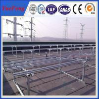 Wholesale China's leading manufacturer of 10kw solar ground mounting system from china suppliers