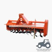 Wholesale Tractor mounted Rotary Tiller gear driven TH model from china suppliers