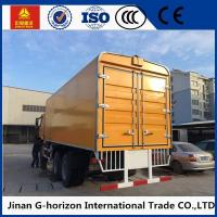 Wholesale Sinotruk HOWO Small Cargo Truck 6*4 Drive Left Hand Driving Wingspan Truck from china suppliers