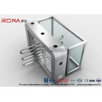 Wholesale Bus Station Waist Height Turnstiles Coin Collector Remote Control Boom Barrier Gate With 304# stainless steel from china suppliers