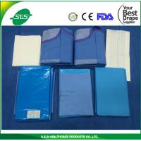 Wholesale 2017 Free Samples Sterile Disposable Delivery Drape Pack, Delivery Pack from china suppliers